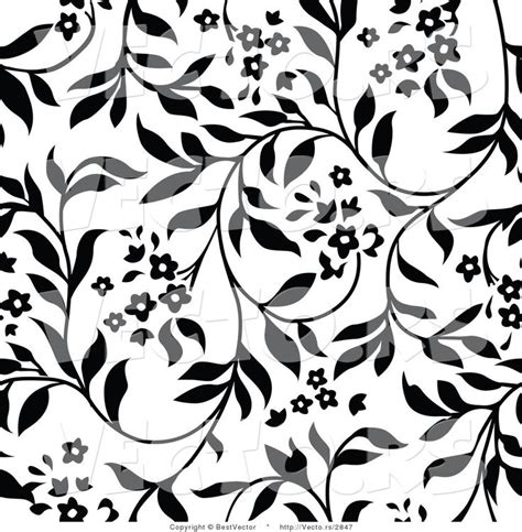 floral pattern background black and white free 15 best images about patterns on pinterest floral