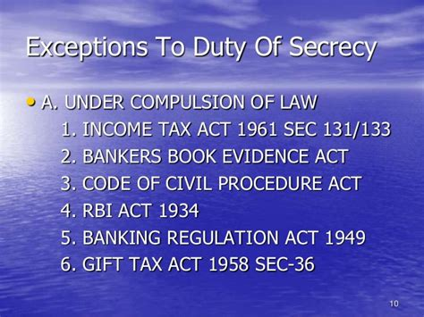 section 10 36 of income tax act banker customer relationship d 1