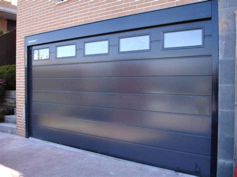puertas de garaje puertas de garaje seccionales valencia santiago salvador