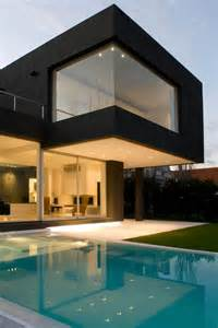 Window Boxes Australia - the black house for young couple casa mck digsdigs