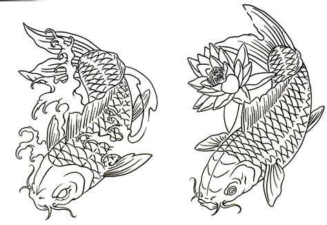 Galerry fish coloring page printable