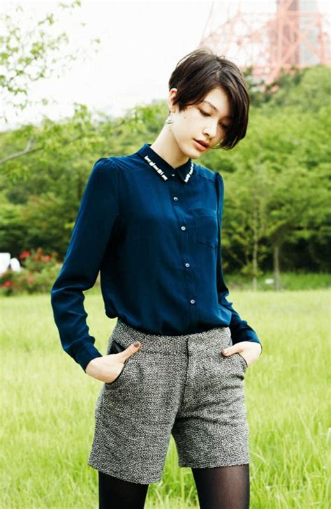 best outfits for short hair 266 best hair images on pinterest hairstyles short hair