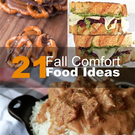 comfort food ideas 21 great fall recipes 2016