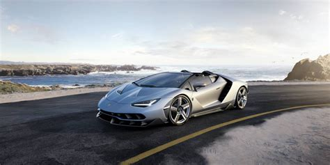 2 Million Lamborghini Official 2 2 Million Lamborghini Centenario Roadster