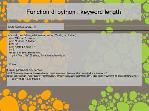 nilai tutorial upi pelatihan python dasar part 1 poss upi