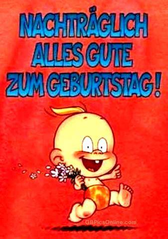 Happy 2007 And Gents by Klaus Vlado Hat Geburtstag Eigentlich Antworten