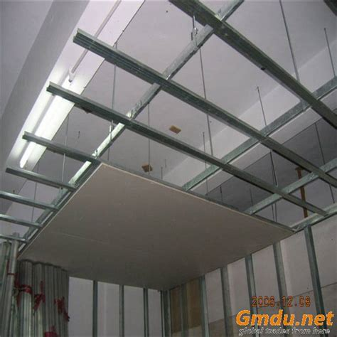 Furring Channel Ceiling by Light Steel Suspended Mian Channel Furring Channel