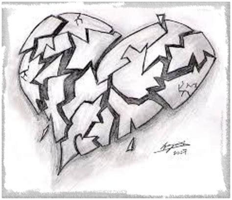 imagenes de corazones chidos para dibujar corazones a lapiz tattoo design bild