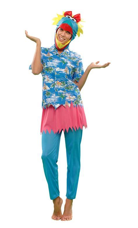 Costume d'oiseau des iles v29888