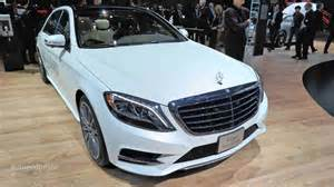Mercedes S550 Hybrid Mercedes S550 In Hybrid Quietly Introduced In