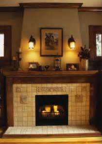 home renovation ideas on craftsman fireplace