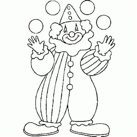 imagenes del payaso joker gratis payaso para colorear