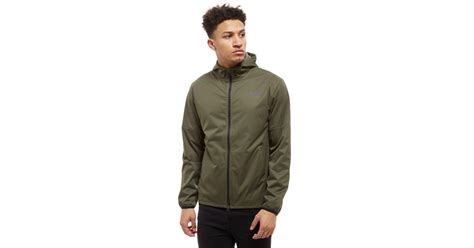 New Balance Intensity Jacket lyst new balance max intensity jacket in green for