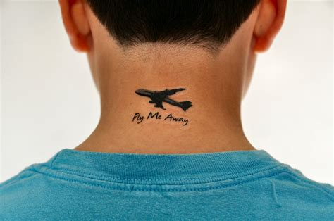 airplane tattoos airplane tattoos designs ideas and meaning tattoos for you