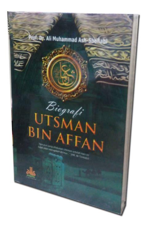 Buku Murah Biografi Utsman Bin Affan biografi utsman bin affan ra jual quran murah