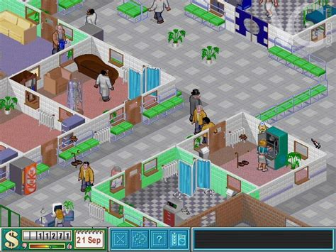 download theme hospital pc game theme hospital playstation psx isos downloads the