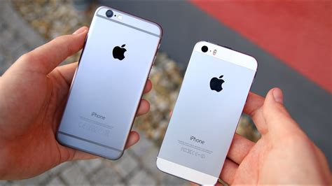 apple iphone 6 vs iphone 5s swagtab