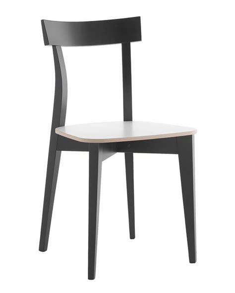 sedie per casa sedia finitura bicolore per casa e contract idfdesign