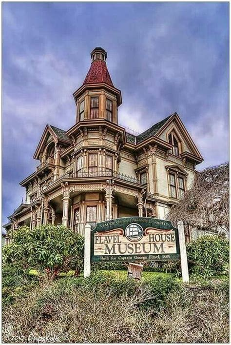 flavel house museum flavel house museum astoria oregon my next adventure pinterest