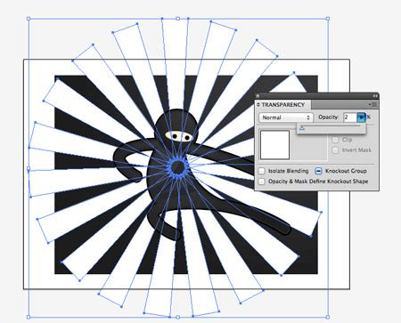 illustrator tutorial ninja create a simple vector ninja character in illustrator