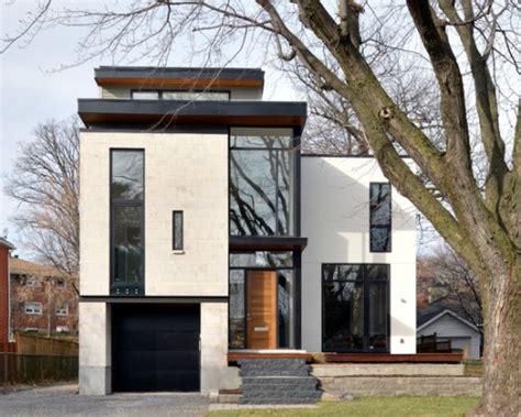desain rumah hitam putih desain tak depan rumah minimalis hitam putih