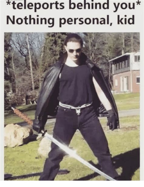 you nothing meme nothing personal kid memes of 2017 on sizzle