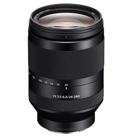 Cashback Sony Fe 24 240mm F 3 5 6 3 Oss Lens Sony Indonesia sony fe 24 240mm f 3 5 6 3 oss lens jessops lenses