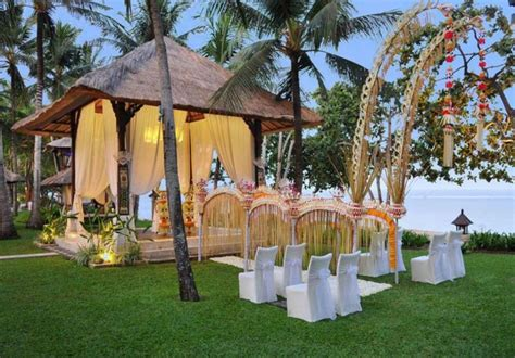 Wedding In Bali by The Laguna Bali Bali Wedding Venue Bali Shuka Wedding