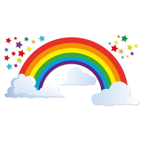 Arc En Ciel Decor by Stickers Arc En Ciel Ides