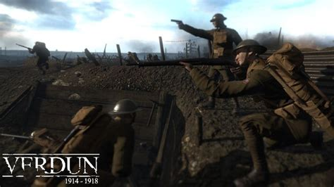 multiplayer console war wwi shooter verdun for ps4 xbox one videogamer