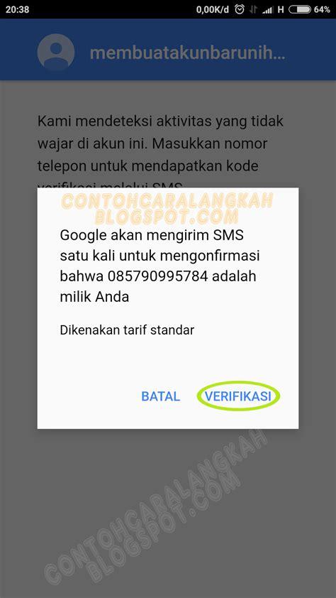 kenapa tidak bisa membuat gmail di android kenapa tidak bisa masuk akun google di android cara
