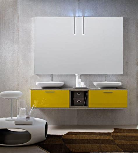 yellow bathroom sinks yellow double bathroom sink unit wastafels pinterest