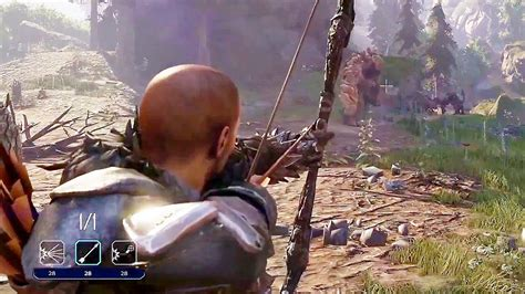 Ps4 Elex elex 12 minutes of new gameplay ps4 xbox one pc all trailers