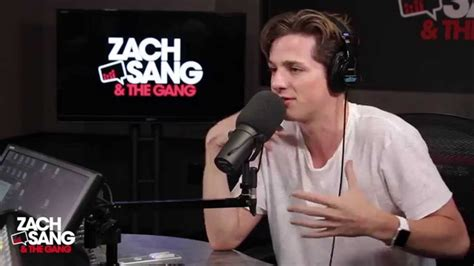 charlie puth zach sang charlie puth full interview youtube