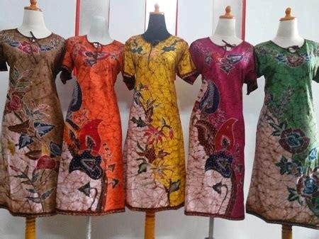 Daster Smok Lukis obral baju daster batik murah 18ribu