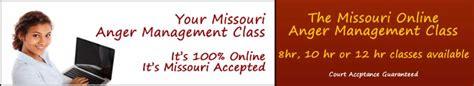 anger management class online missouri anger management classes online