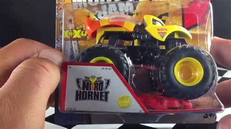 nitro hornet monster truck wheels monster jam new for 2013 nitro hornet youtube