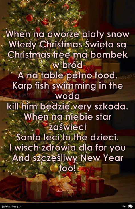 bestypl  na dworze bialy snow wtedy christmas swieta sa christmas tree ma bombek  brod