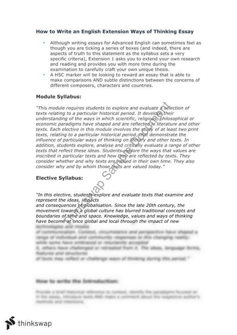 Hsc Essay Writing by Hsc Essays Topics Mfacourses887 Web Fc2