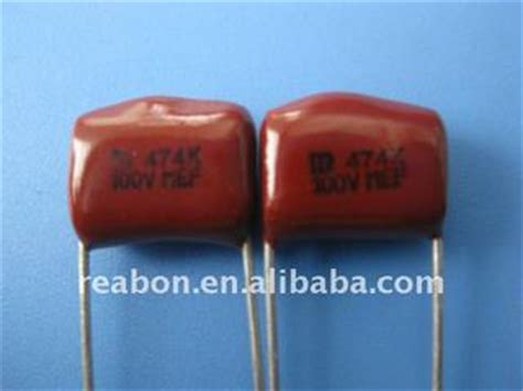 220v metallized polyester capacitor markings china suppliers 323974