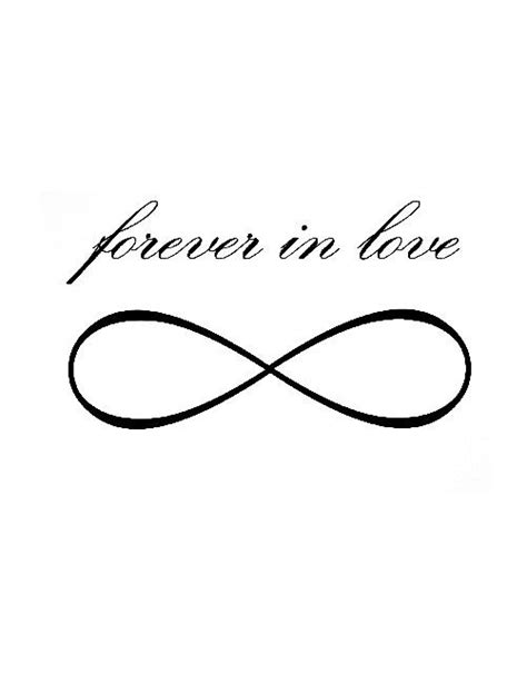 infinity tattoo forever young forever in live infinity tattoo tattoo art pinterest