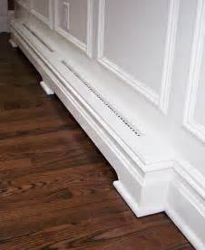 Wainscoting With Baseboard Heat - wooden baseboard heater cover google search home pinterest baseboard heater covers