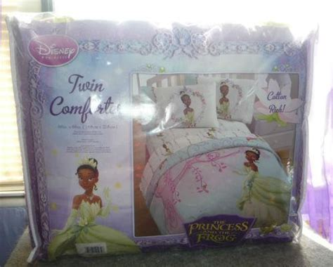 princess tiana comforter set princess tiana bedding ebay