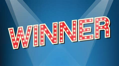 Grand Prize Winner Sweepstakes - who is the winner of the wizards return sweepstakes rachael edwards