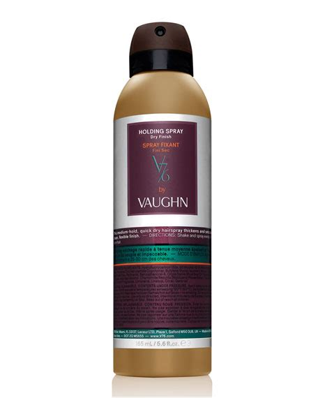 vaughn hair products v76 by vaughn holding hair spray dry finish 5 6 fl oz