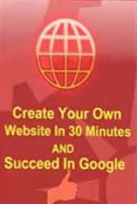 your cockapoo a thirty minute guide books create your own website in 30 minutes and succeed in