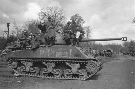soviet lend lease tanks of january 2016 the sherman tank site