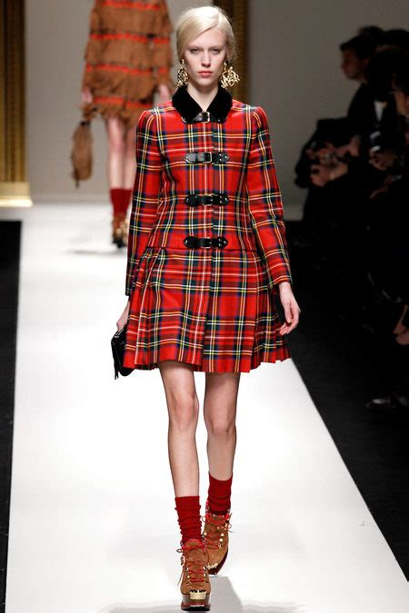 Ele Shop Dress No2 Edition this fall is mad for plaid fall winter trend 2013