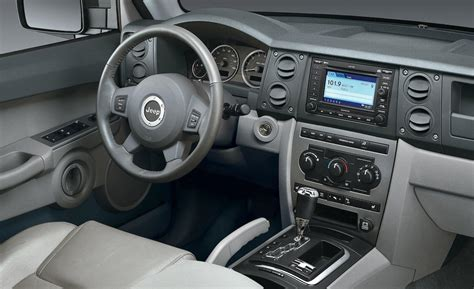 2009 Jeep Grand Interior by Car And Driver