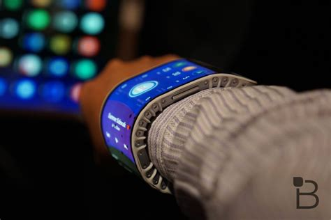 samsung bendable phone samsung s bendable phone is quot right around the corner quot